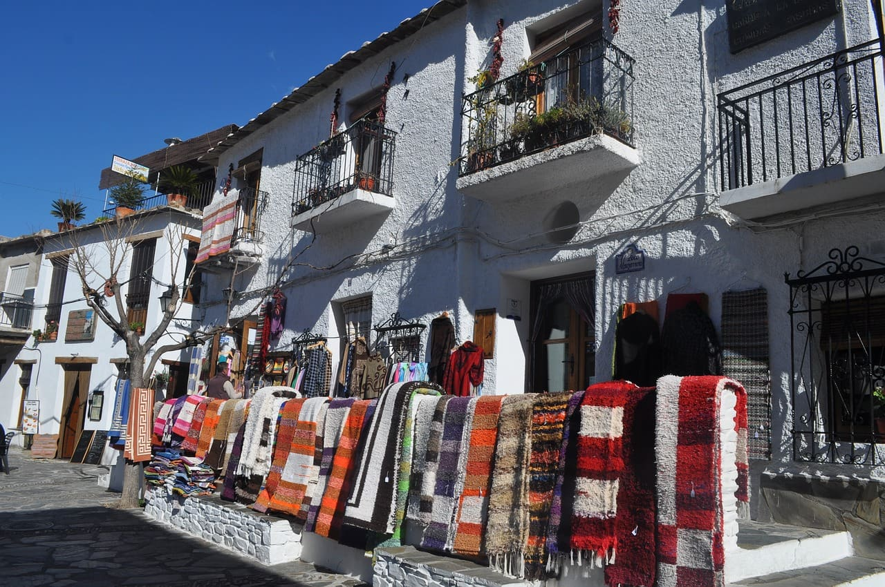 Guía de La Alpujarra para senderistas (y para los que no)