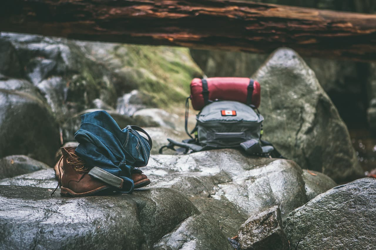 Guía de viaje backpacking
