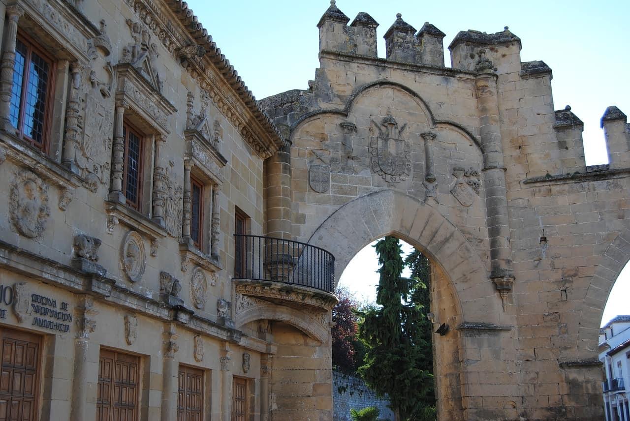 Foto de Baeza, pueblo de Jaén