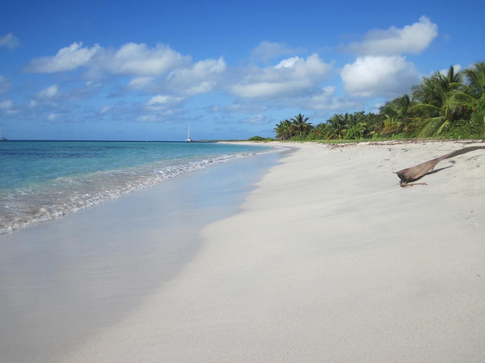 Playa de la chiva o playa azul méxico