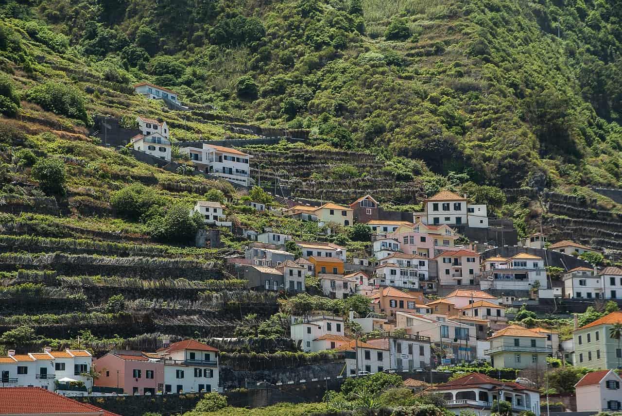 Isla de Madeira, en Portugal