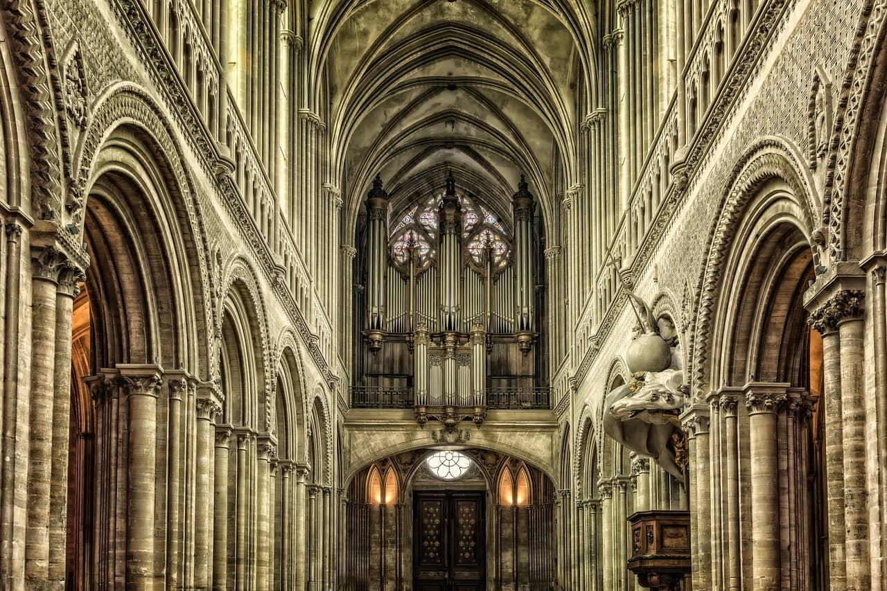 Catedral de Notre Dame en Rouen