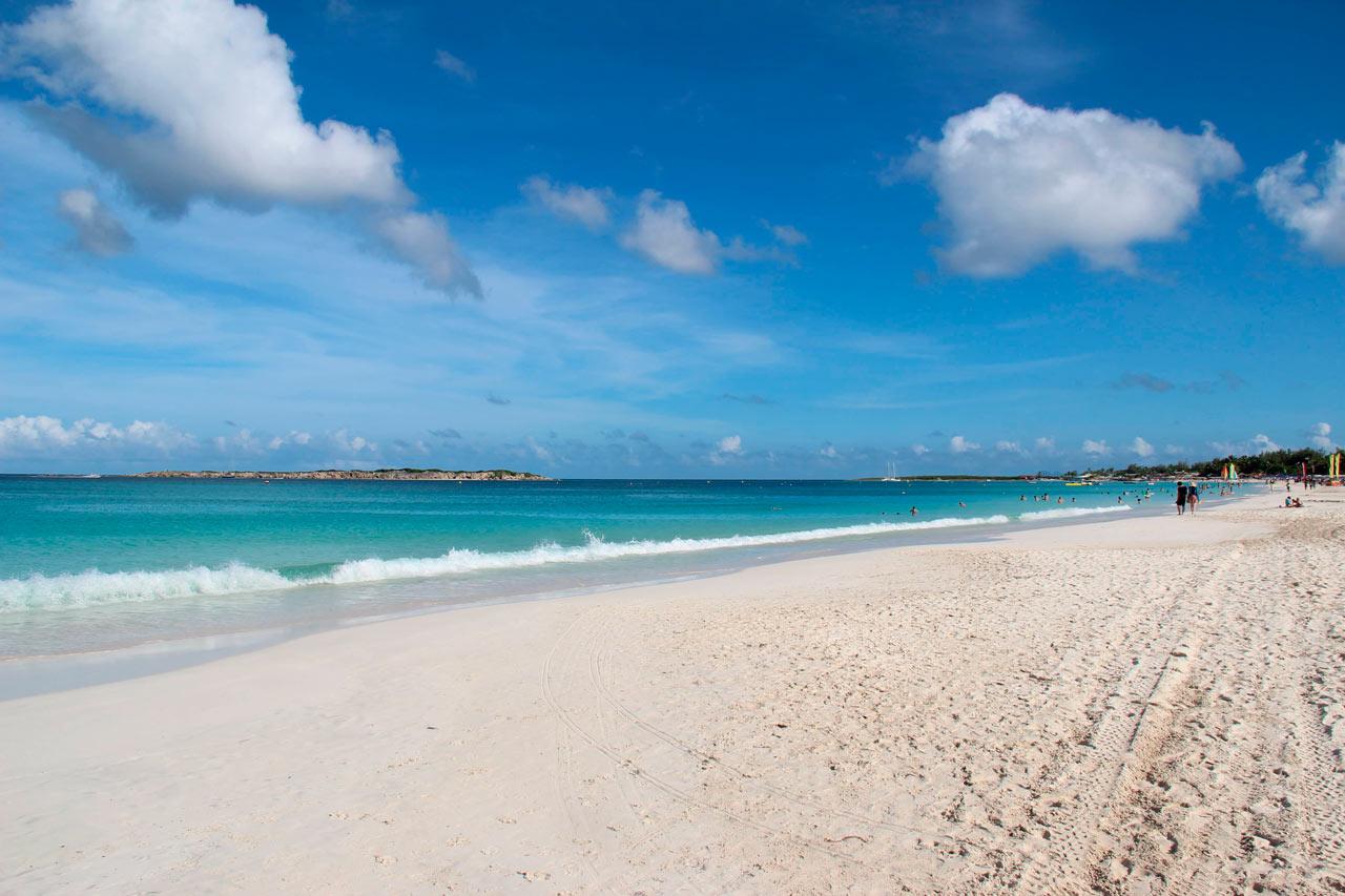 Playa de Orient Bay