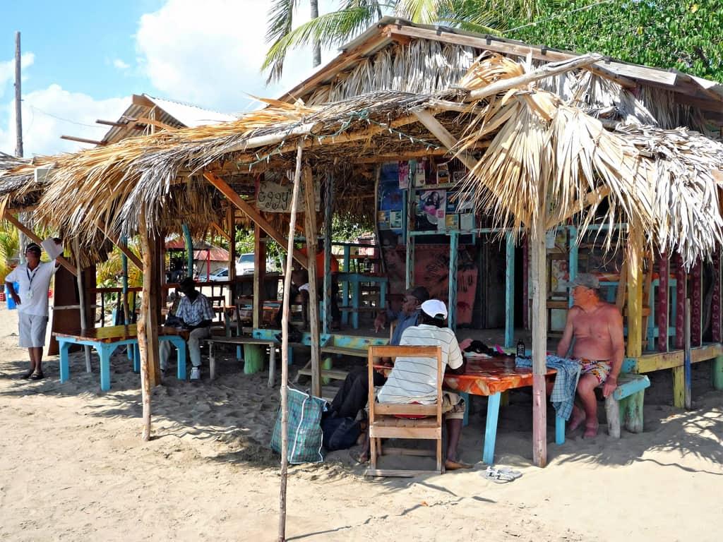 Treasure Beach (La Playa del Tesoro) en Jamaica