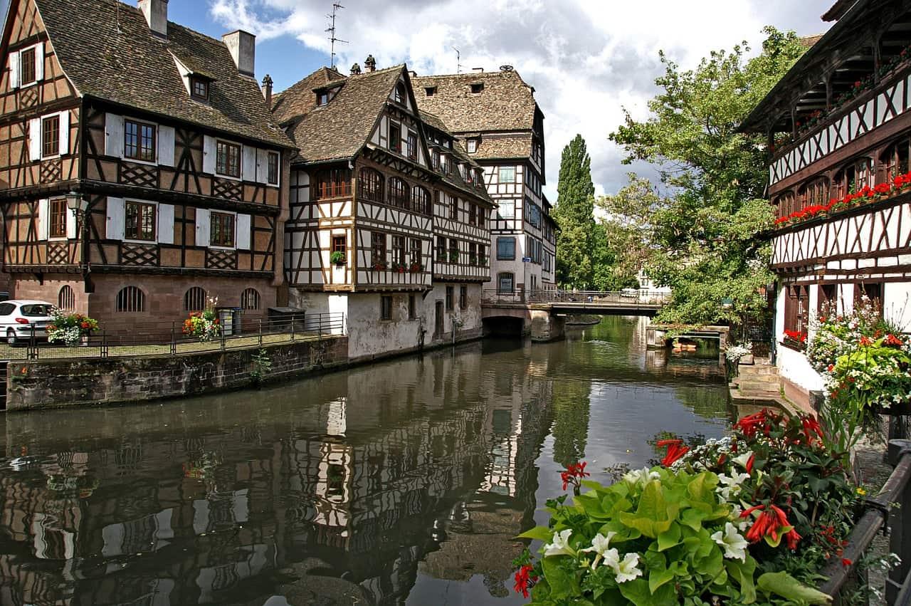 Cosas que ver en Estrasburgo (Un río)