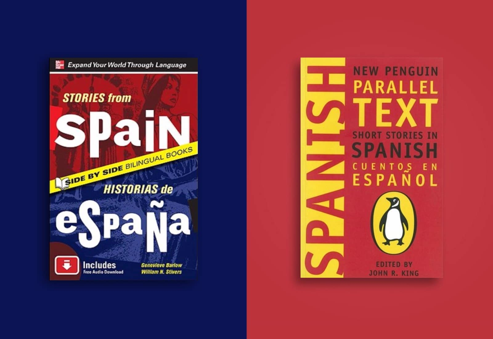 Libros bilingues