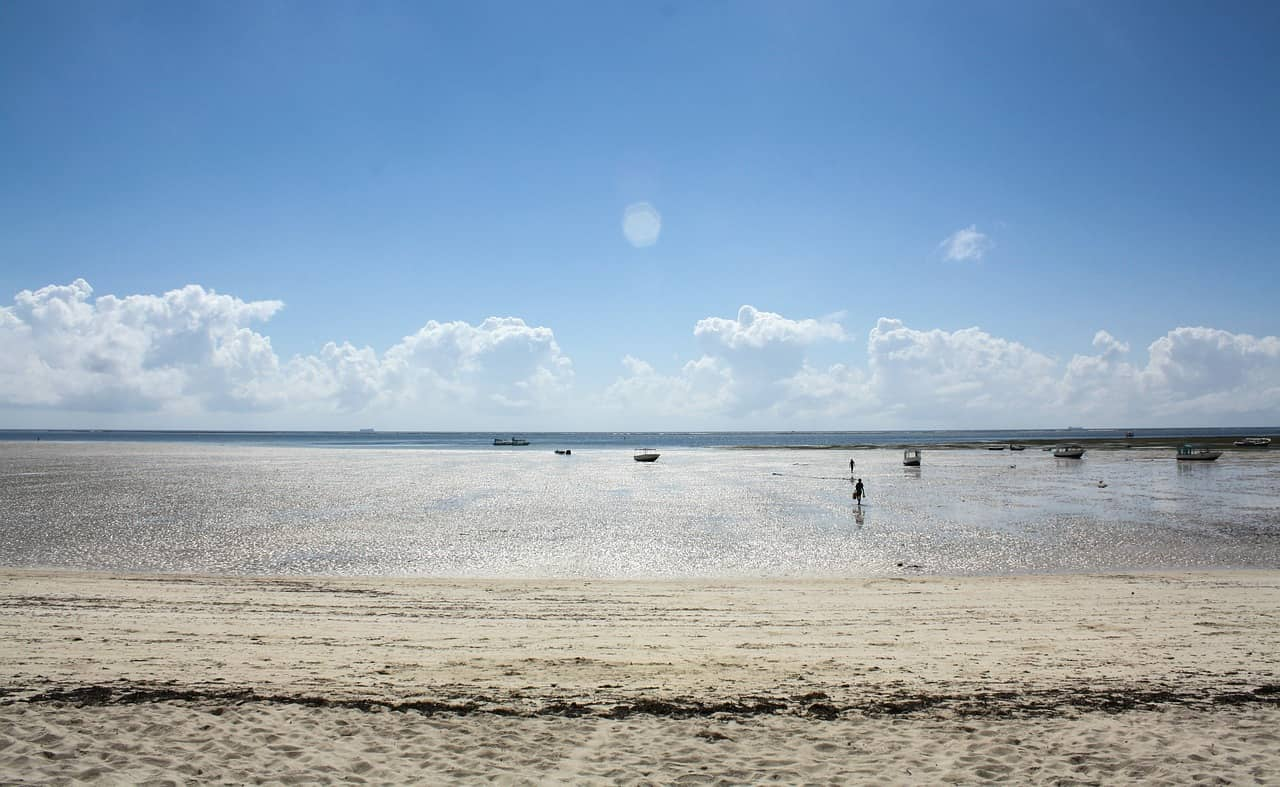 playas de kenia, mombasa