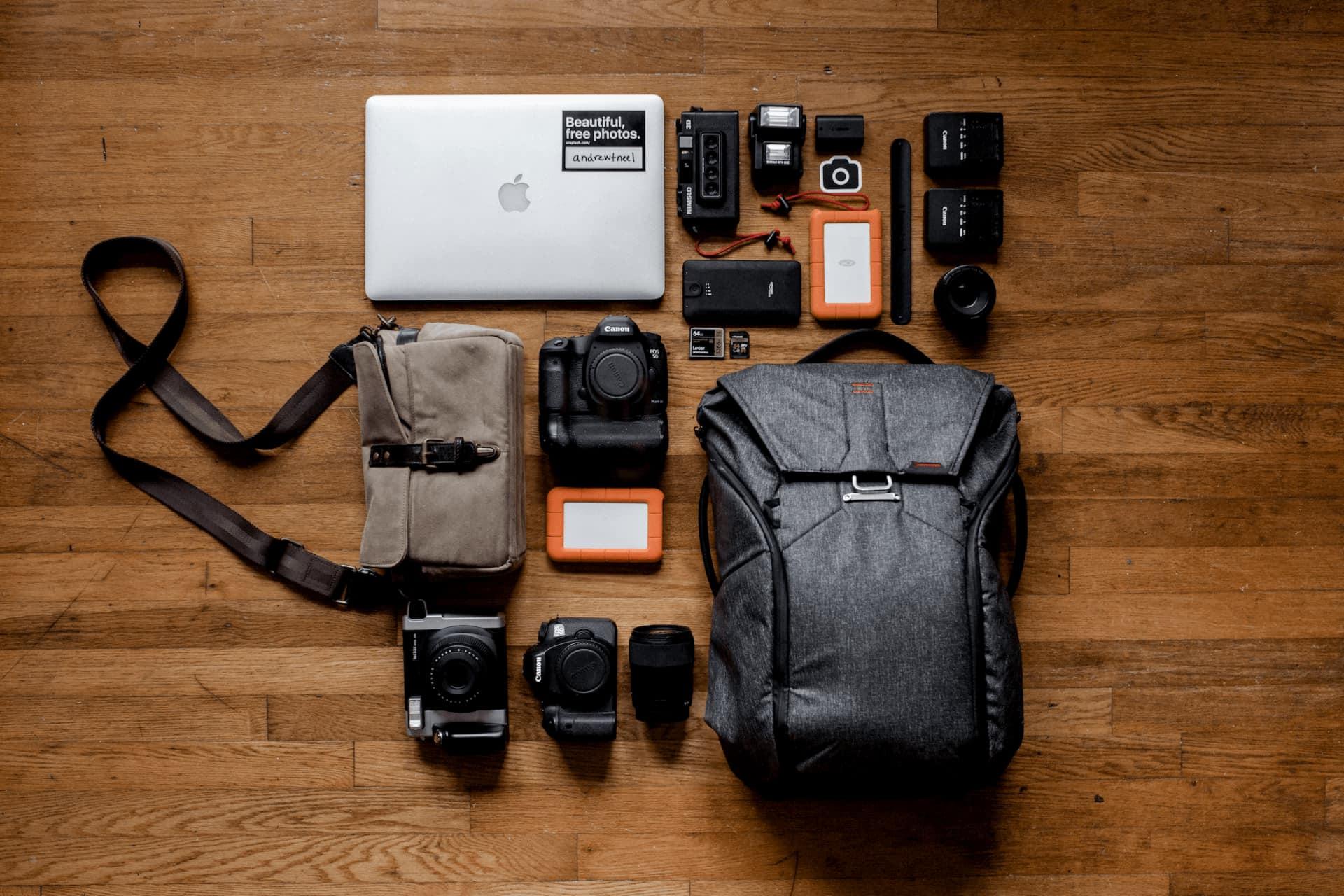 10 cosas que llevar de viaje