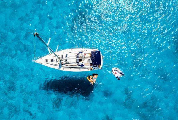 Visitando las playas de Formentera