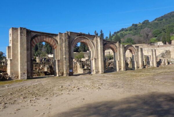 Pórtico de Medina Azahara