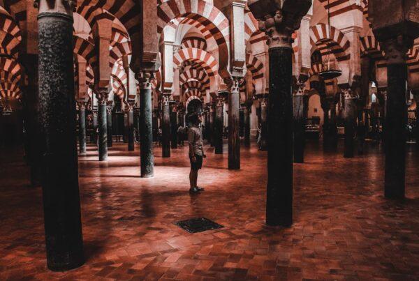 Paseo por la Mezquita de Córdoba